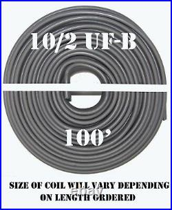 10/2 UF-B x 100' Southwire Underground Feeder Cable