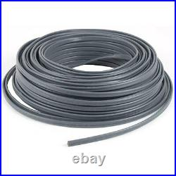 100' 10/3 UF-B Wire Copper Underground Feeder Cable with ground Gray 600V