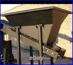 20 ft Stockpile Conveyor Made To Order New Stockpiles Feeder Conveyors