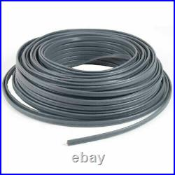 6/3 UF-B Wire Copper Underground Feeder Cable Gray 600V Lengths 50' to 1000