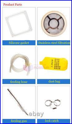 Auto Feeder Plastic Particle Vacuum Feeding Machine f/ Injection Molding Machine