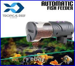 Automatic Fish Feeder Aquarium Feed Fish Tank Holiday Auto Feeder Food Tropical