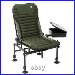 Behr Trendex Mega-Feeder / Feeder-Stuhl Feedersitz komplett mit Gerätebox