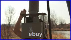 Boss Buck BB-1.5BB 12V High Torque Motor Hunting Game Feeder Kit with Timer Holder