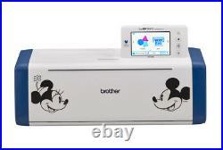 Brother ScanNCut Scan N Cut SDX230 Disney Cutting Machine Plus Bonus Roll Feeder