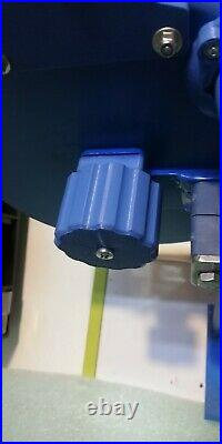 Bullet Feeder Collator MANUAL Drive Dillon XL650/750 (9mm. 40SW. 45ACP)