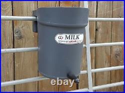 Calf Milk Feeder 5 TEAT MILK BAR TYPE Feeds 5 Calves GREAT PRICE