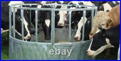 Cattle Ring Feeder Bateman Standard with 470mm Skirt Price Inc Vat