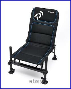 DAIWA N'ZON FEEDER CHAIR NZFC1 match feeder fishing chair NEW FOR 2021