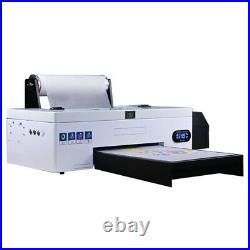 DTF L1800 Printer DTG Direct to Film Printer Home Business with Roller Feeder