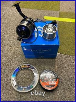 Daiwa 19TDR 25QD Distance Feeder Reel RRP £350 & 5lb st line guru shield