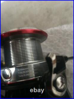 Daiwa Castizm 25QDA Big Pit Quick Drag Reel/feeder