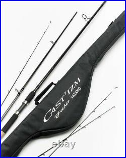 Daiwa Castizm Feeder Rod Complete Range NEW Coarse Fishing Rod