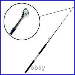 EatMyTackle Bottom Feeder 6ft. Fishing Rod 30-50 lb. Heavy Action