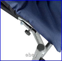 FEEDER FISHING CHAIR Folding Armchair Folding // Solid Steel Accessories F2 CUZO
