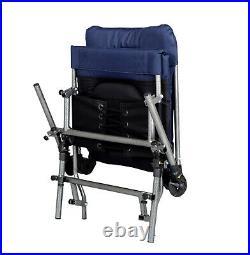 FEEDER METHOD FISHING Chair Accessories FEEDING Folding Armchair CHAIR / F2 CUZO