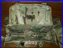 FirstSpear 300 round 7.62 linked ammo feeder bag Multicam ammunition carrier