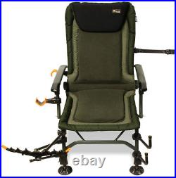 Fishing Feeder Chair With Arm Feeder Kit Rod Rests Pole Rest Brolly Arm