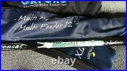 Fishing Outfit Job Lot FreeSpirit 10ft 12ft Multi Feeder All Tackle Drennan Reel