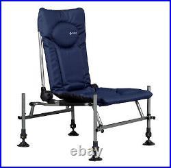 Folding Armchair Folding Steel Fishing Accessories FEEDER METHOD Chair / F2 CUZO