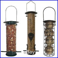 Heritage Wild Bird Feeding Station Hanging Feeders Garden Seed Feeder Birds