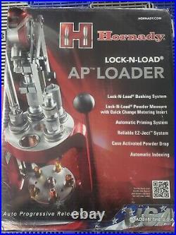 Hornady 095100 Lock-N-Load AP Progressive Press & Case Feeder & 223 Dies #16 NR