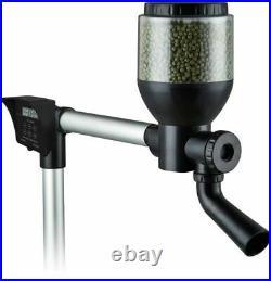 Jebao FD55 Automatic Fish Feeder Pellet Dispenser Koi Carp Pond LCD Display New