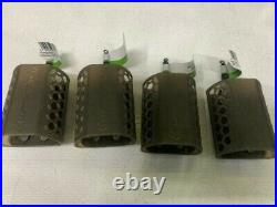 KORUM RIVER v2 OPENENDED RIVER FEEDERS set/4 60/90/120 150 grams new2019