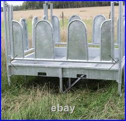 Kellfri Galvanised Sheltered Horse/Cattle Feeder Price Includes VAT