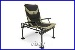 Korum NEW X25 Accessory Match & Feeder Standard Chair- All Accessories Available