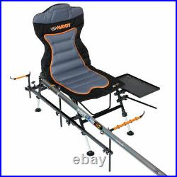 Middy MX-100 Pole-Feeder Recliner Chair Full Package Fishing 20494