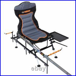 Middy MX-100 Pole-Feeder Recliner Commercial Chair Full Package Fishing 20494