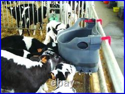 Milk Bar 10 Calf Feeder with Ezi-Lock Hooks