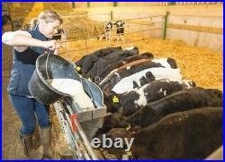 Milk Bar 6 Calf Feeder with Ezi-Lock Hooks