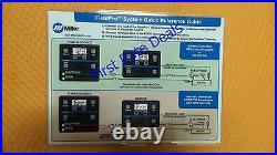 Miller 300934 Fieldpro Remote Stick TWECO Welder TIG 350 Feeder Pipe Piperworx