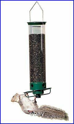 NEW Droll Yankees Yankee Flipper Squirrel Proof Bird Feeder