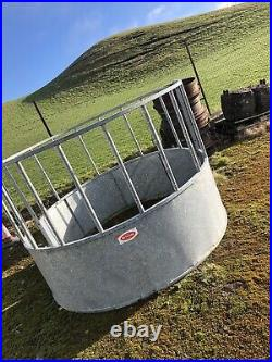 New Ritchie Livestock Ring Feeder, Cattle, Horse