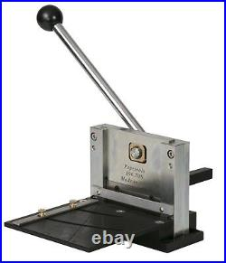 PepeTools 4 Inch Guillotine Shear with Feeder Table Designer Series, USA Made