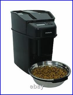 PetSafe Healthy Pet Simply Feed Programmable Digital Feeder Cat & Dog Dry Food