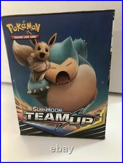 Pokemon Sun And Moon Team Up 3 Card Pack X60 Full Gravity Feeder
