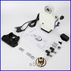 Power Drive Feed Table Kit Fits Bridgeport Milling X Axis 135lb/in Power Feeder