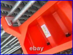 SFS 5 teat calf milk feeder, compartment feeder, great value, good quality