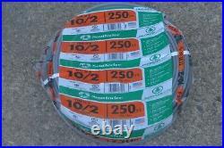 SOUTHWIRE 10/2 UF-B Underground Feeder Wire 250' Ft OUTDOOR Copper Conductors