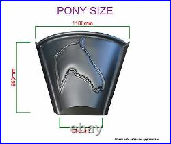 STABLE HAY FEEDER Horse & Pony Size BLACK & PINK 4 Variations