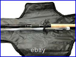 Shimano Beastmaster CX 10 Ft Commercial Feeder Rod Rod, Sleeve, Bands + 3 Tips