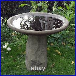 Staddle Stone Birdbath Garden Bird Bath Feeder