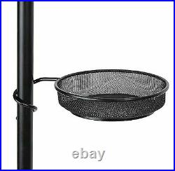 Traditional Bird Feeding Station All In One Complete Garden Feeder Seed Nut