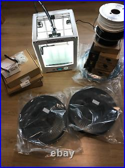 Ultimaker 2+ Upgraded BondTech Feeder Brand new filaments & parts MUST SEE